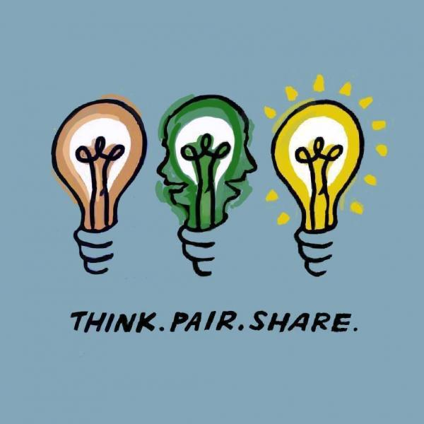 Think. Pair. Share. Podcast