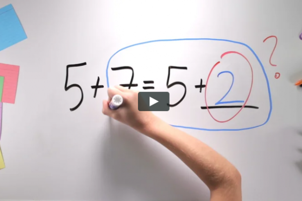 CLAD Lab Video 2: Introduce the Equal Sign Without Arithmetic