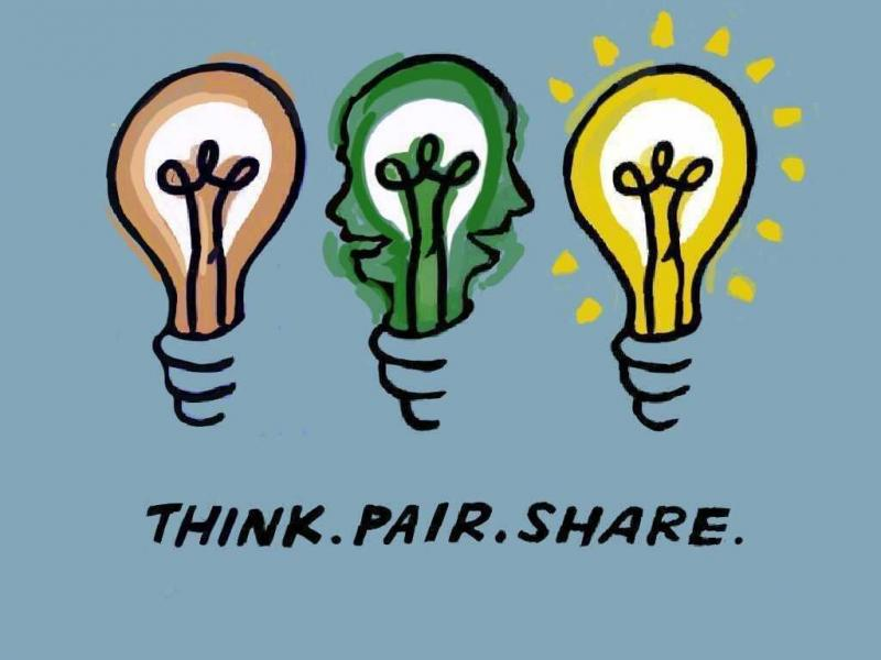 Think. Pair. Share. The Podcast
